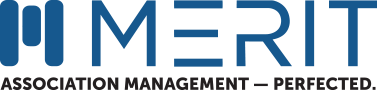 Merit HOA Management & Community Management Logo